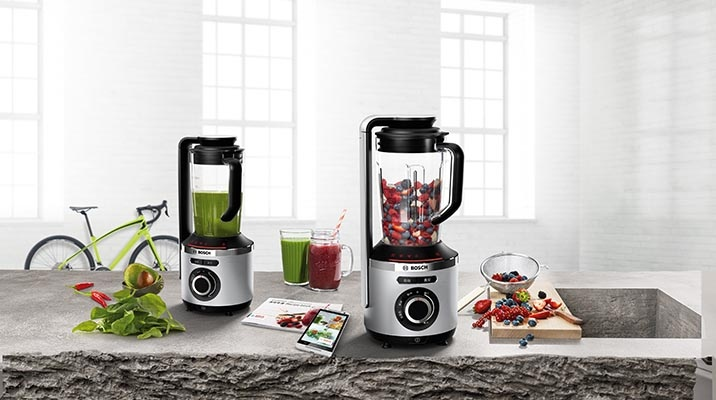 Blender perfection - Introductiong the Bosch Vitamaxx blender