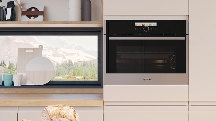 The new Gorenje HomeMade built-in cookers are here!