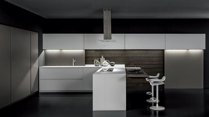 Discover the MODULNOVA LIGHT kitchens, brought to you by SIL Design