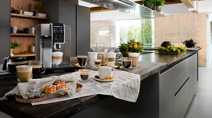 Discover the secret of the perfect Italian espresso with De'Longhi
