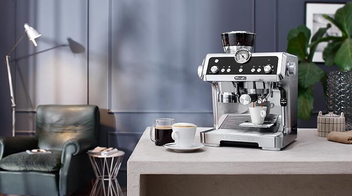 Introducing La Specialista, a semi-professional coffee machine from De'Longhi