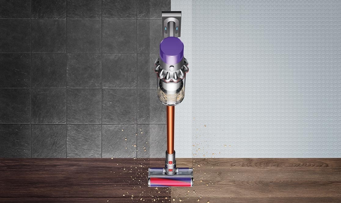 Meet the perfect cordless vacuum cleaner at Dyson