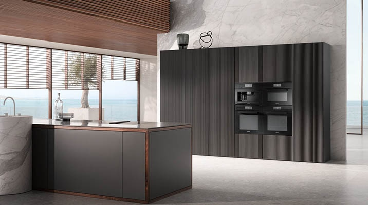 Discover the new Miele VitroLine design