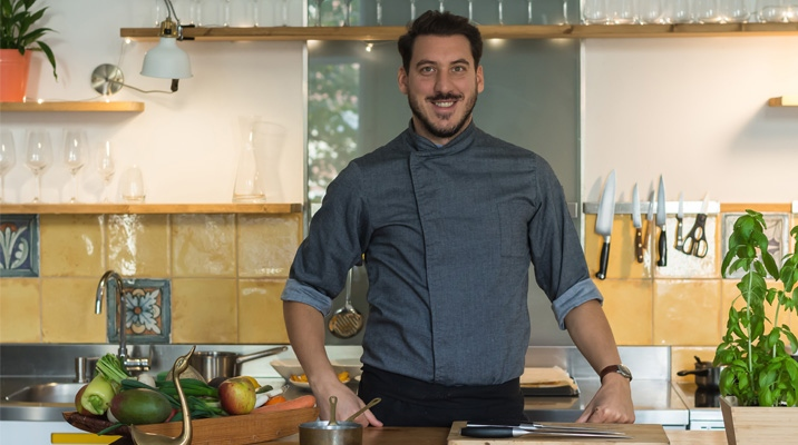 Eat well to feel well: exploring 2019 cooking trends with Ádám Németh