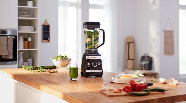 Bosch Vitaboost blender for efficient kitchen work