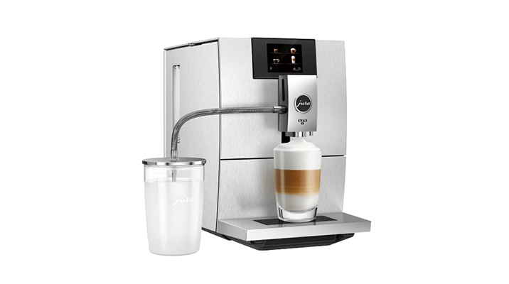 ENA 8 coffee machine from Jura for an unforgettable cup of coffee