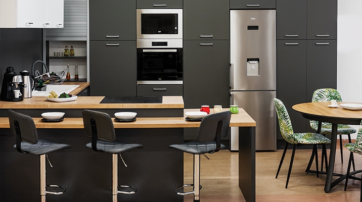 Tina-AGT: Kitchen furniture created based on your needs